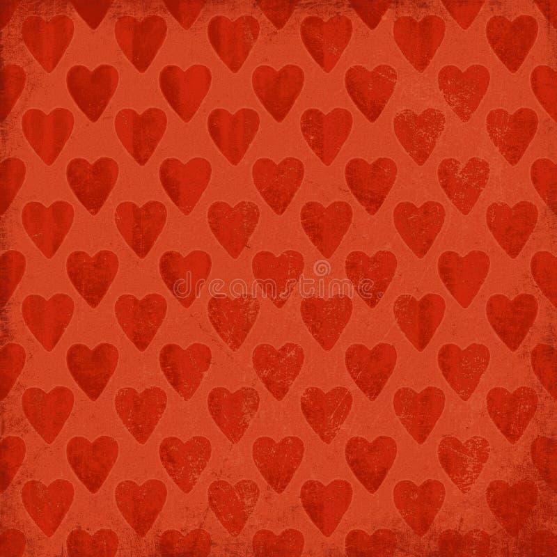 Download Priorità Bassa Del Biglietto Di S. Valentino Illustrazione di Stock - Illustrazione di struttura, cuori: 3879171