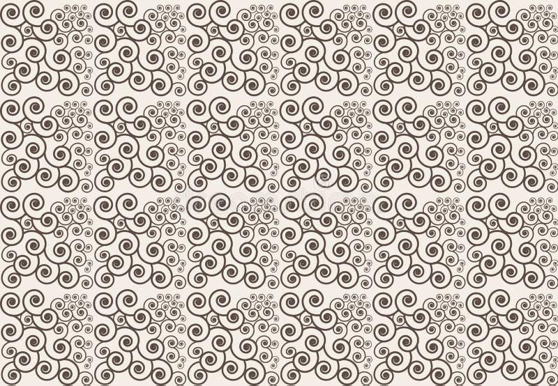 Download Priorità bassa del Brown illustrazione vettoriale. Illustrazione di bianco - 56879760