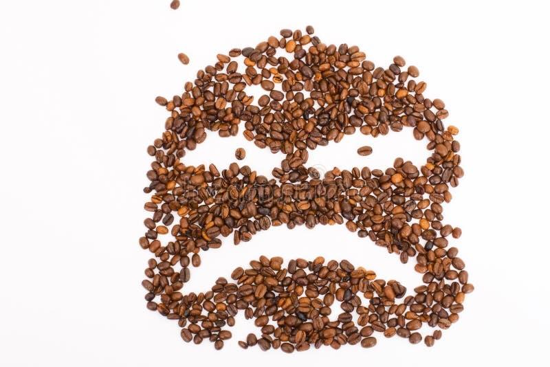 Priorità bassa del Caffè-beens immagine stock libera da diritti