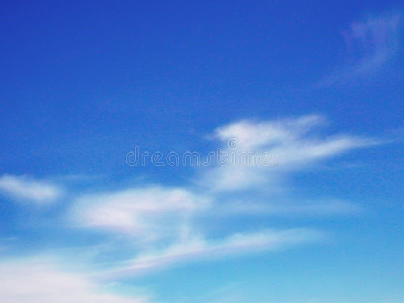 Priorità bassa del cielo di giorno libero fotografie stock libere da diritti