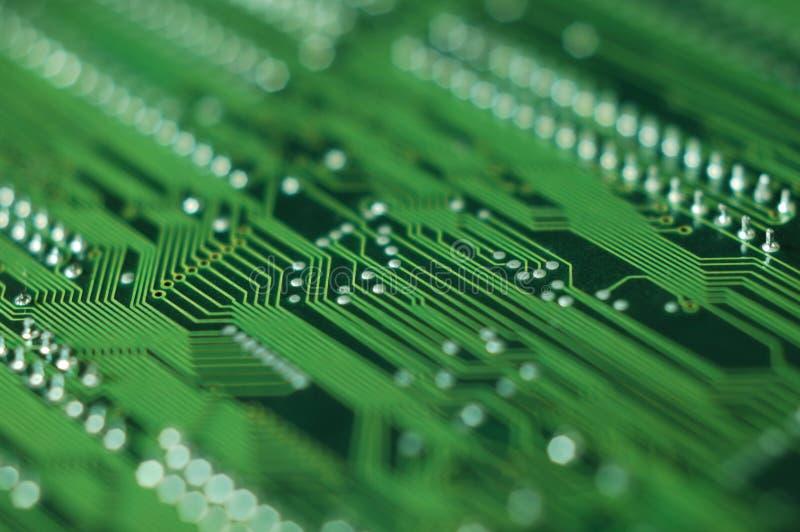Priorità bassa del circuito stampato immagini stock libere da diritti