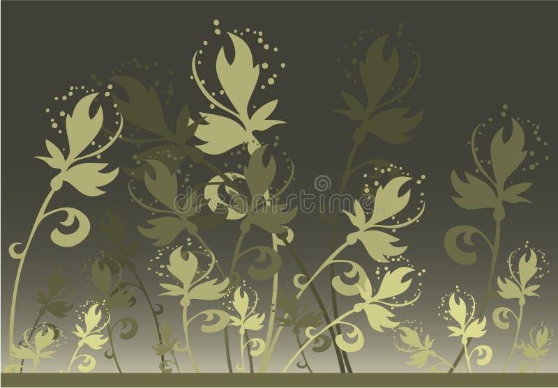 Priorità bassa del fiore royalty illustrazione gratis