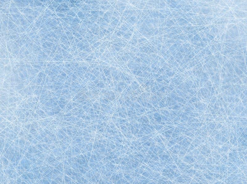 Priorità bassa del ghiaccio illustrazione di stock