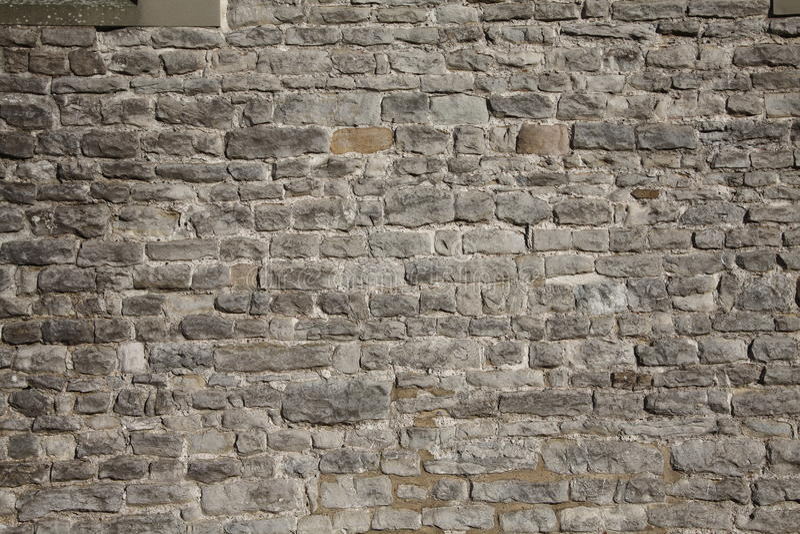 Priorità bassa del muro di mattoni del castello fotografia stock libera da diritti
