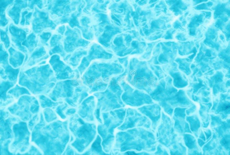 Priorità bassa dell'acqua della piscina (Vert) immagine stock