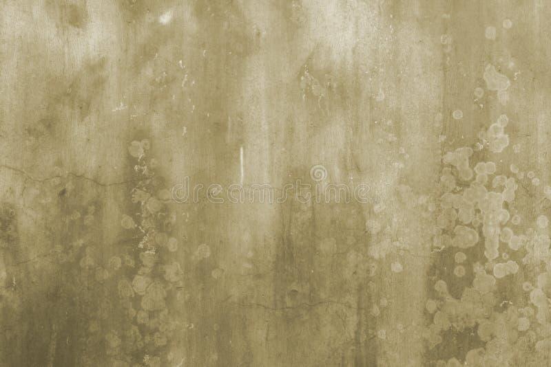 Priorità bassa dell'estratto della parete di Grunge in Brown fotografia stock libera da diritti