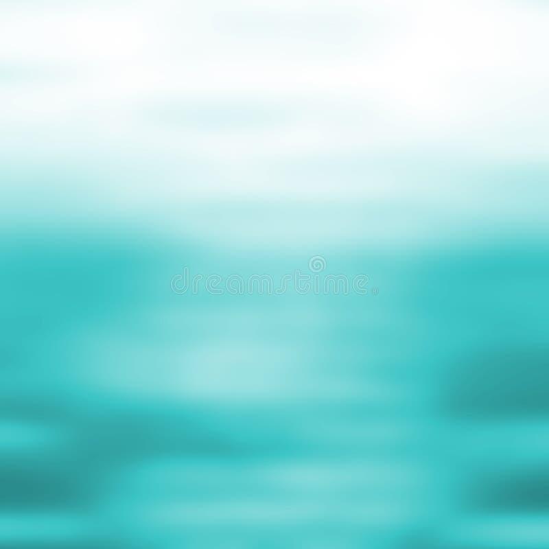 Priorità bassa dell'oceano fotografia stock