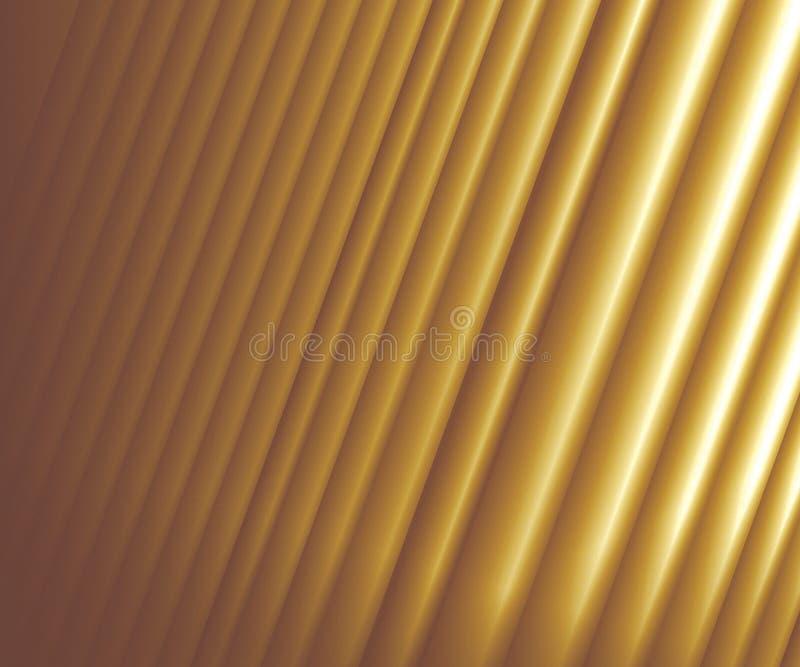 Priorità bassa dell'oro fotografia stock libera da diritti