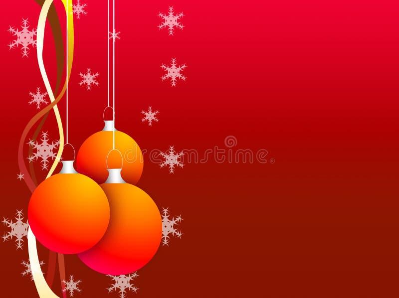 Download Priorità Bassa Della Decorazione Di Natale Illustrazione di Stock - Illustrazione di arte, disegno: 7314218