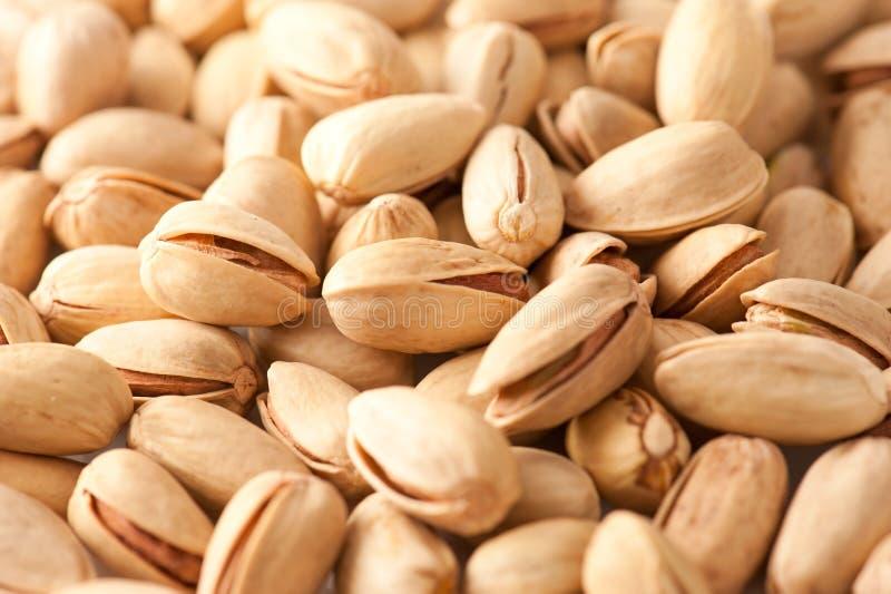 Priorità bassa della frutta del pistacchio fotografie stock libere da diritti