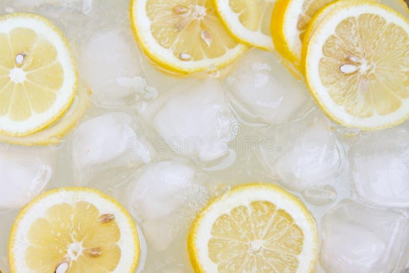 Priorità bassa della limonata fotografia stock