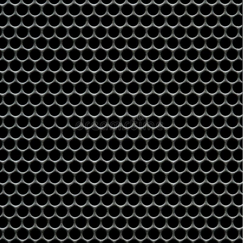 Priorità bassa della maglia di griglia immagine stock