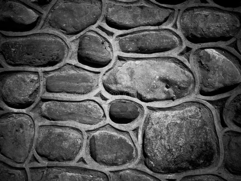 Priorità bassa della parete della roccia di Grunge fotografia stock libera da diritti