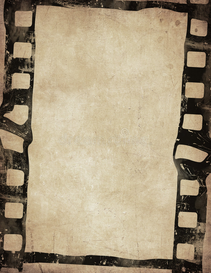 Download Priorità Bassa Della Pellicola Di Grunge Illustrazione di Stock - Illustrazione di estratto, arte: 7319346
