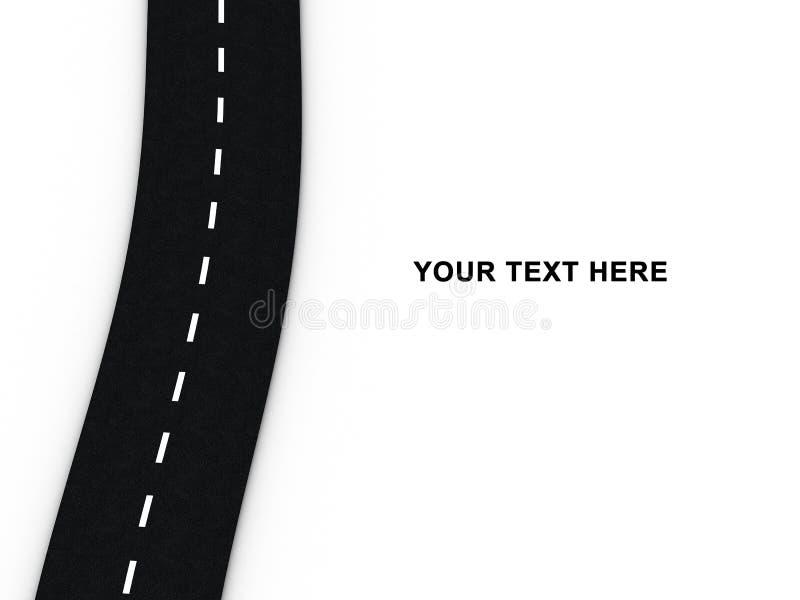 Download Priorità Bassa Della Strada Illustrazione di Stock - Illustrazione di traffico, roadside: 7309856
