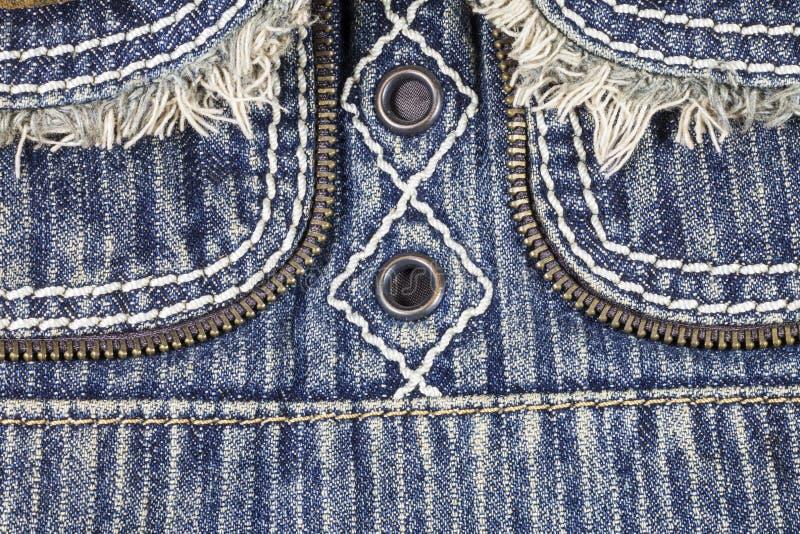 Priorità bassa delle blue jeans immagine stock libera da diritti