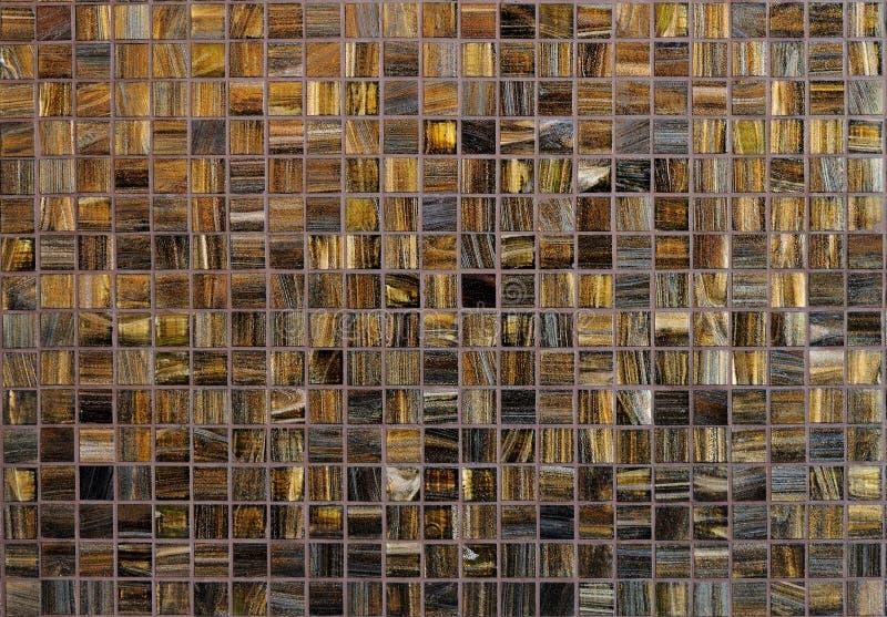 Priorità bassa delle mattonelle di mosaico immagine stock libera da diritti