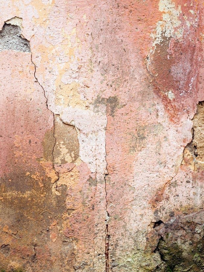 Priorità bassa dello stucco della parete. fotografia stock