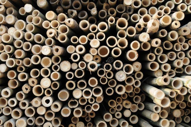 Priorità bassa di bambù fotografie stock libere da diritti