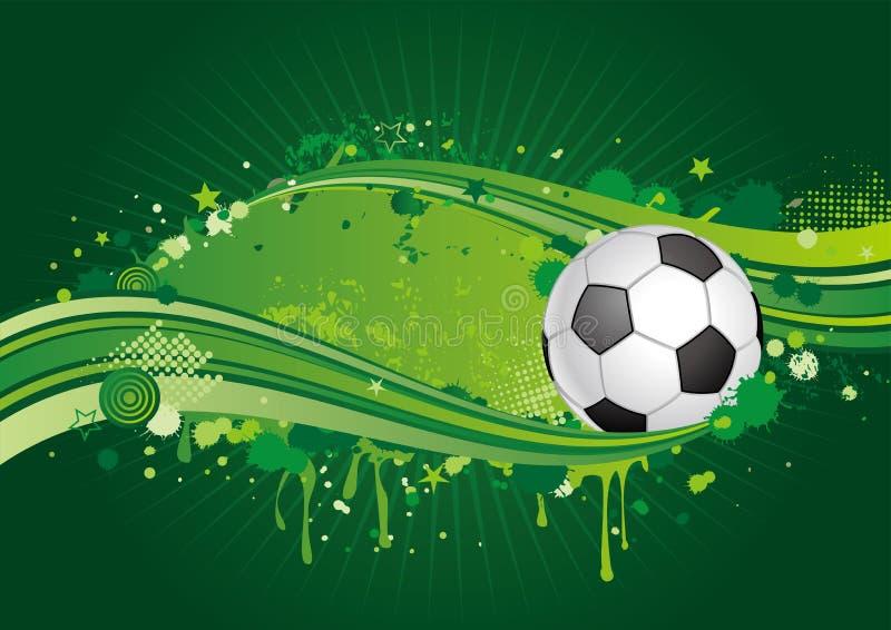priorità bassa di calcio royalty illustrazione gratis