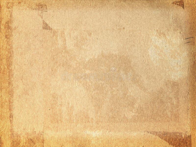 Priorità bassa di carta di Grunge illustrazione vettoriale