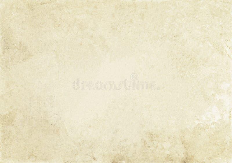 Priorità bassa di carta di Grunge fotografia stock