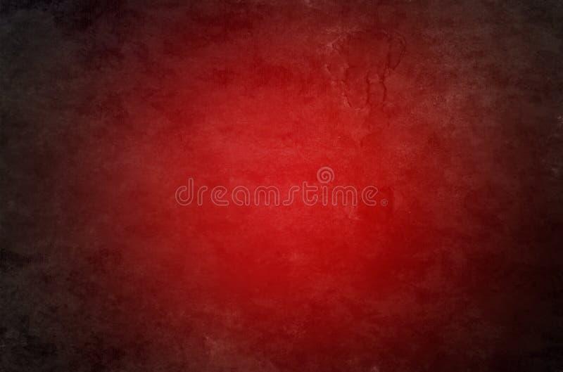 Priorità bassa di colore rosso di natale royalty illustrazione gratis