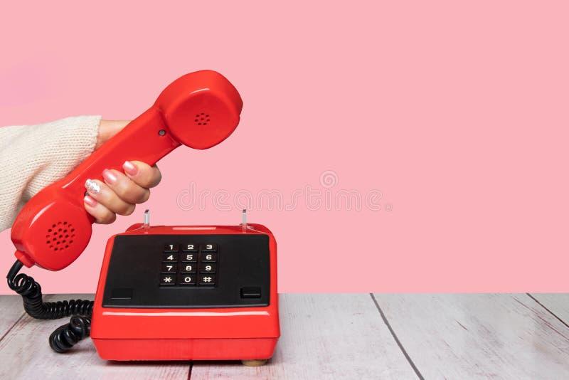 Priorità bassa di comunicazione Piano d'appoggio del fondo di comunicazione fotografia stock