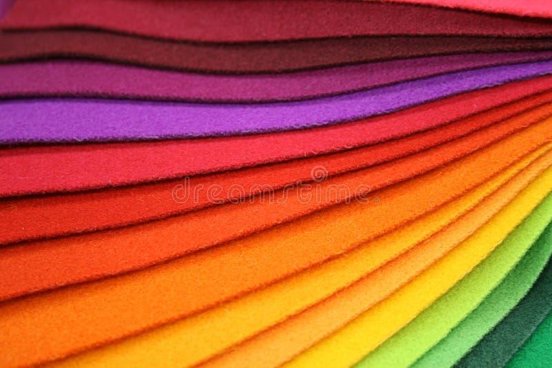 Priorità bassa di disegno del Rainbow immagine stock