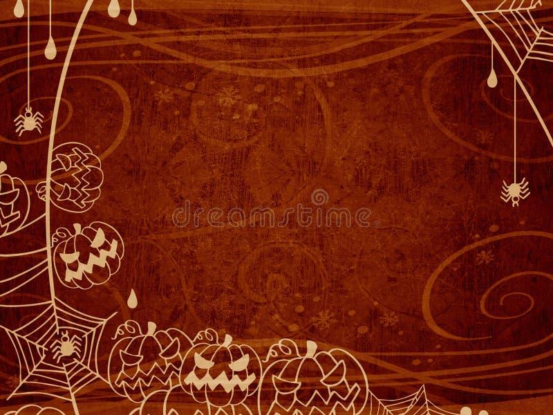 Download Priorità Bassa Di Halloween Illustrazione di Stock - Illustrazione di inarcamenti, luce: 3141942