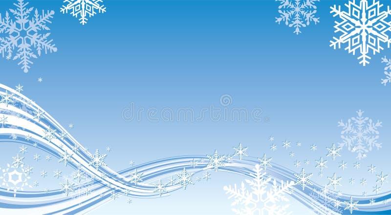 Download Priorità bassa di inverno illustrazione di stock. Illustrazione di immagine - 7314233