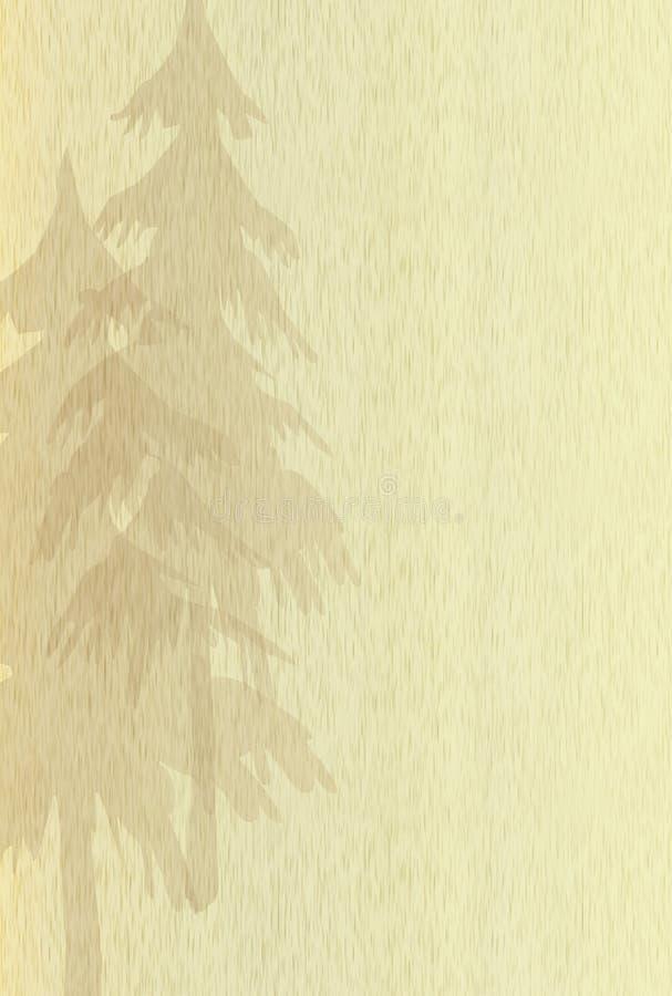 Priorità bassa di legno royalty illustrazione gratis