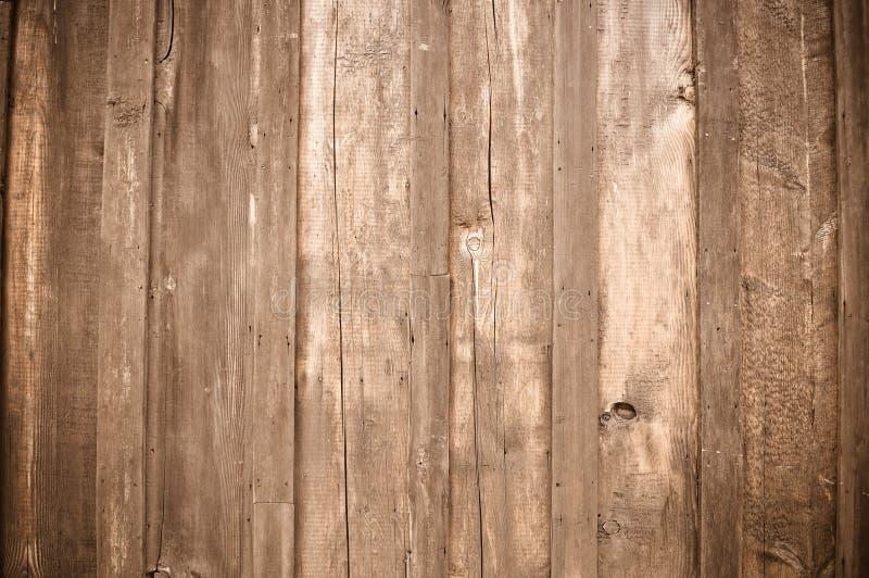 Priorità bassa di legno chiara rustica fotografie stock