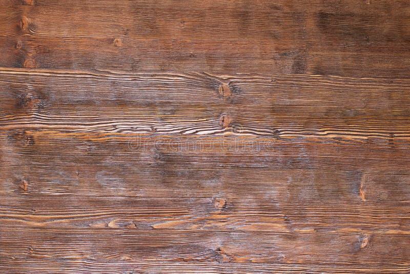 Priorità bassa di legno del Brown fotografie stock