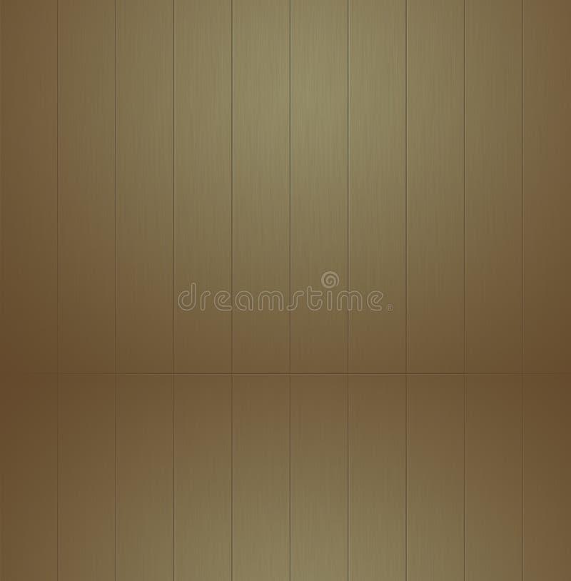 Priorità bassa di legno della parete di struttura fotografia stock
