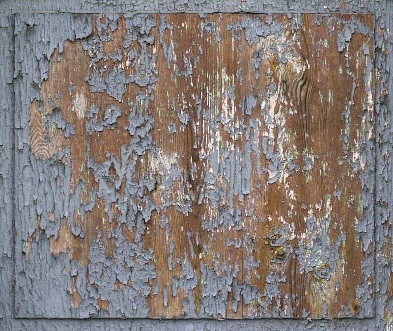 Priorità bassa di legno esposta all'aria fotografia stock