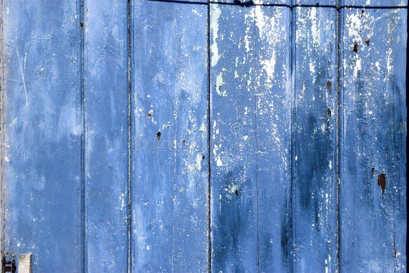 Priorità bassa di legno invecchiata fotografia stock libera da diritti