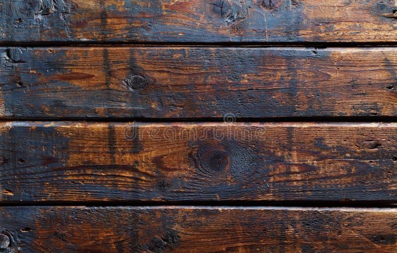 Priorità bassa di legno rustica fotografia stock libera da diritti