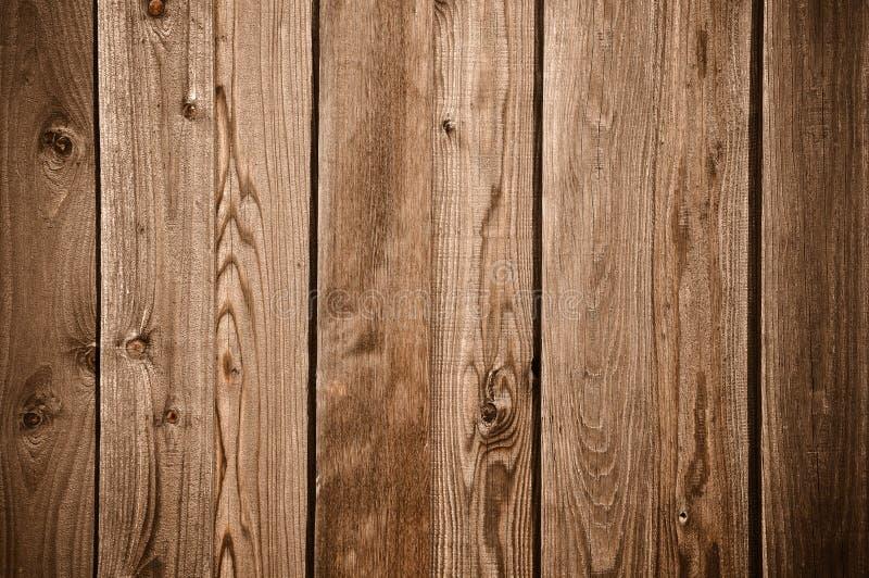 Priorità bassa di legno scura della piattaforma della rete fissa immagini stock