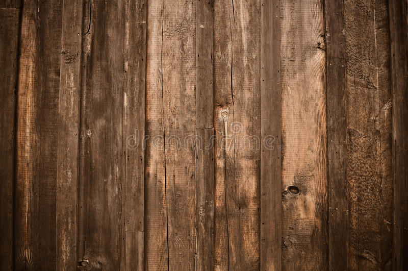 Priorità bassa di legno scura rustica fotografia stock libera da diritti
