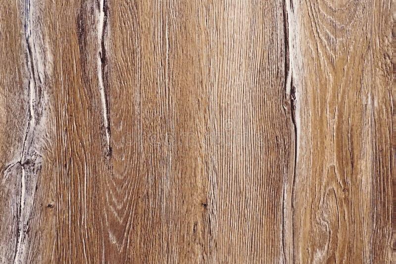 Priorità bassa di legno di struttura di colore marrone della plancia immagini stock