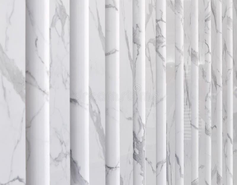Priorità bassa di marmo bianca di struttura immagini stock
