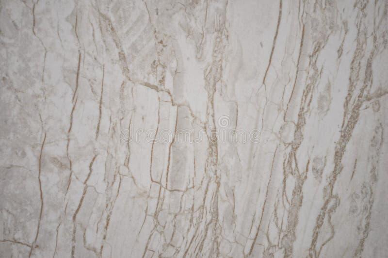Priorità bassa di marmo bianca di struttura immagini stock libere da diritti