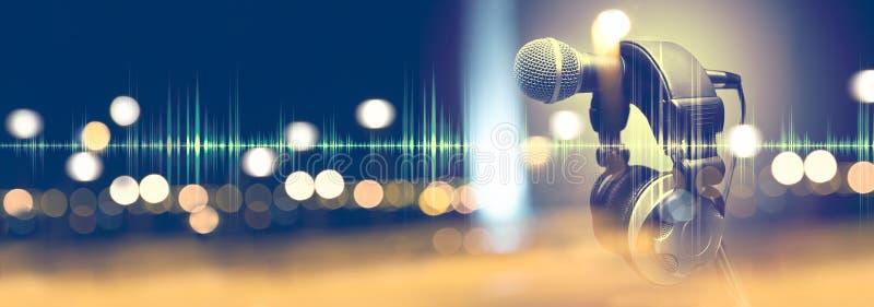 Priorità bassa di musica immagine stock libera da diritti