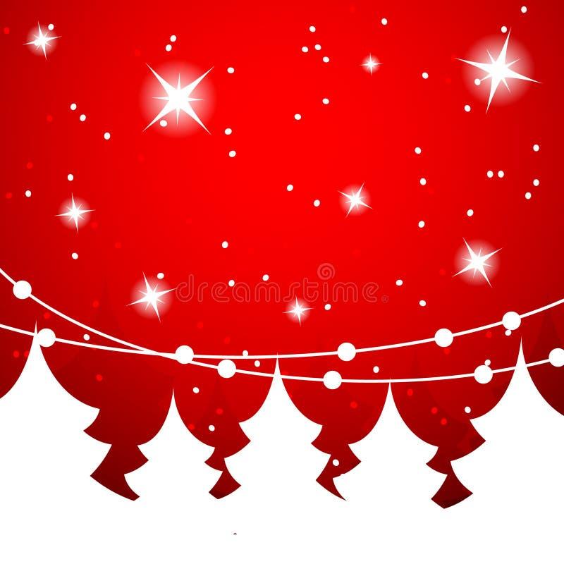 Priorità Bassa Di Natale Immagine Stock Gratis