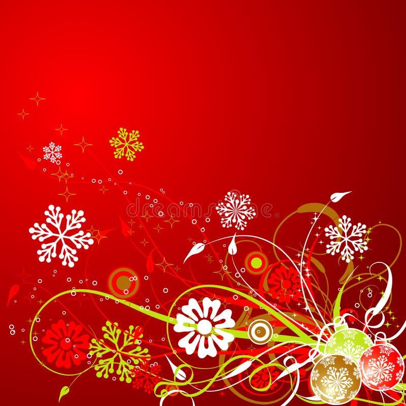 Download Priorità Bassa Di Natale, Vettore Illustrazione Vettoriale - Illustrazione di nuovo, neve: 7313431