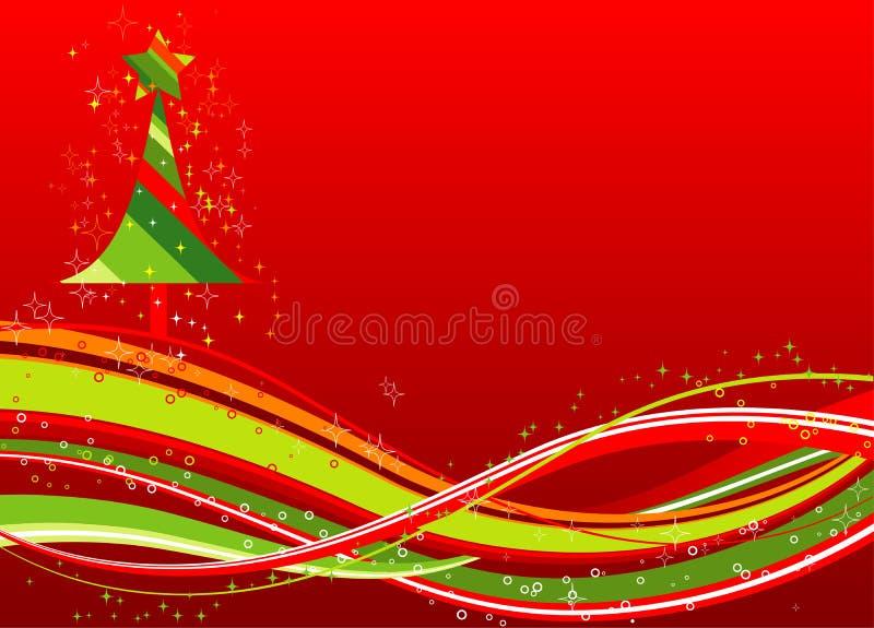 Download Priorità Bassa Di Natale, Vettore Illustrazione Vettoriale - Illustrazione di stella, dicembre: 7313449