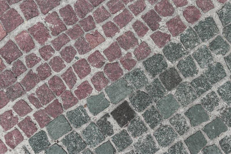 Priorità bassa di pietra colorata immagine stock
