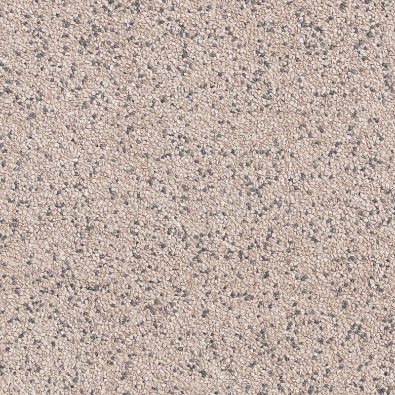 Priorità bassa di pietra della superficie delle mattonelle del ciottolo. immagini stock