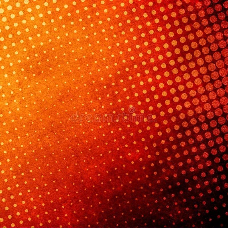 Priorità bassa di semitono della vernice del reticolo illustrazione vettoriale